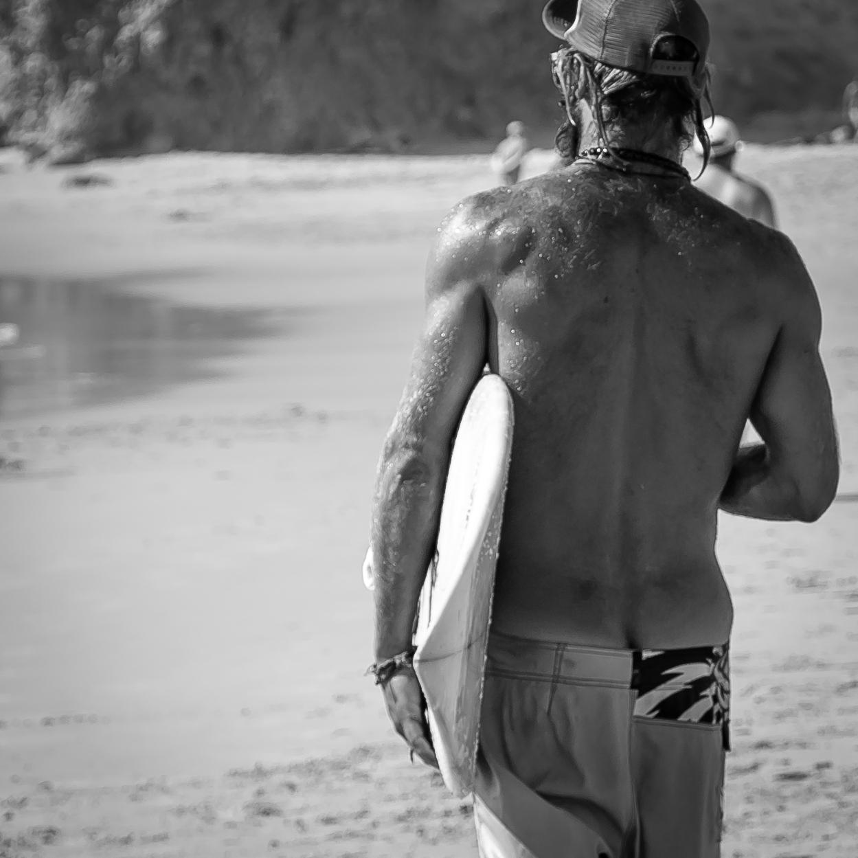 9 Surf bum