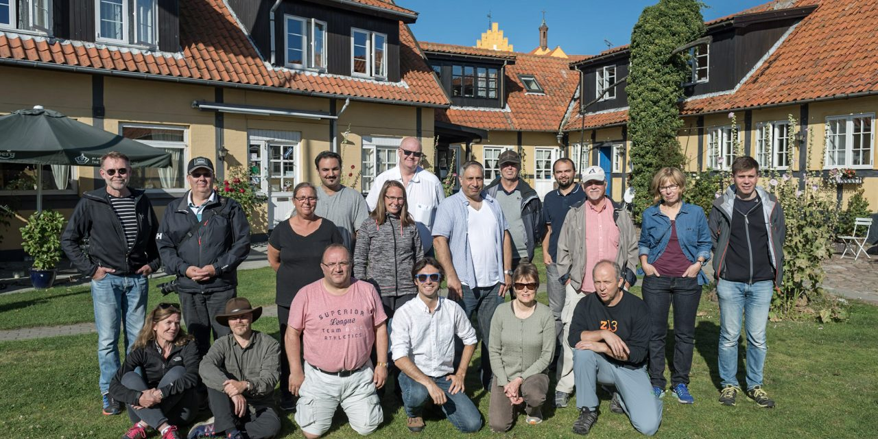 Bildvisning Bornholmsresan 2017