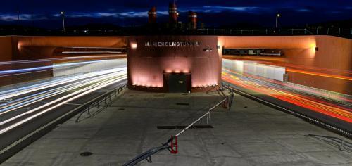 11-Ljusspår i tunneln