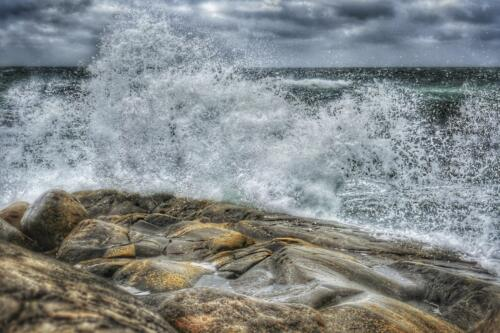 15-Stormig dag - Annicka Carlund
