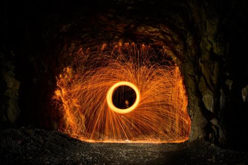 Ring of Fire<br>Fotograf:Björn Kronvall